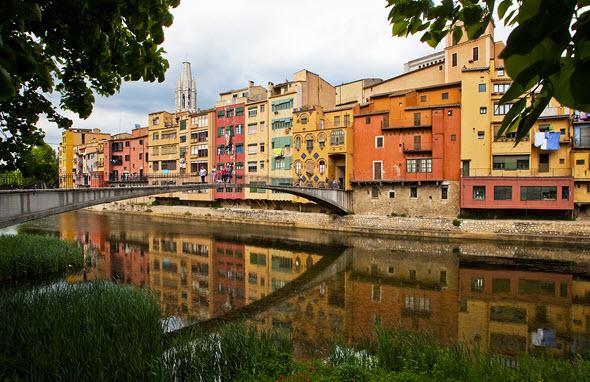 Del 10 al 18 de mayo, Temps de Flors en Girona. Foto Manel Antolí-RV Edipress