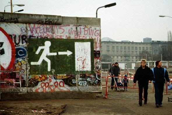 Berlín: Die Mauer. Una exposición de Tu Gran Viaje