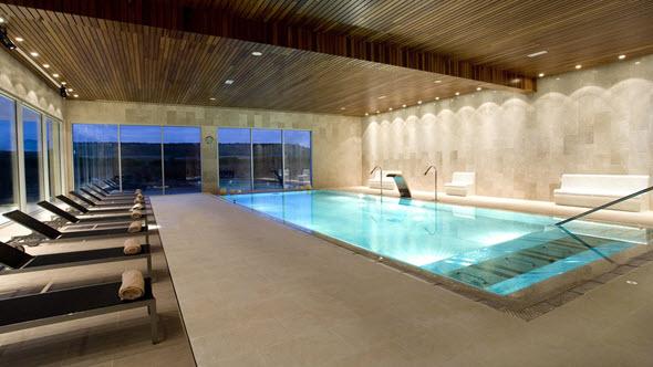 El Hotel & Spa Arzuaga está en pleno corazón de la Ribera del Duero