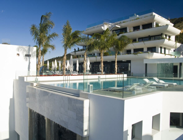 El Sha está considerado como uno de los mejores spas y hoteles de wellness de mundo