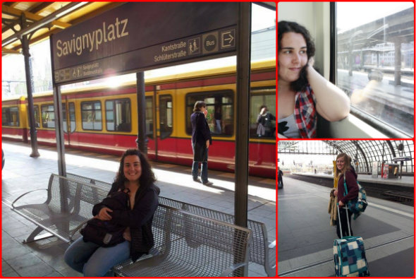 Las ganadoras del concurso EnTrenConDB de Tu Gran Viaje en colaboración con Deutsche Bahn
