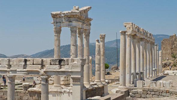 La ciudad de Pérgamo, en Turquía, nuevo Lugar Patrimonio de la Humanidad