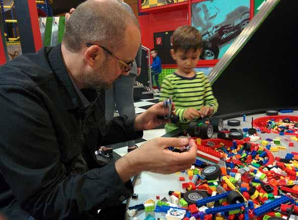Legoland Discovery Centre. Foto © Tu Gran Viaje | Viajar con ñiños a Berlín