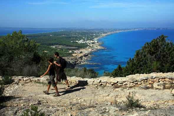 Cami de Sa Pujada, Formentera