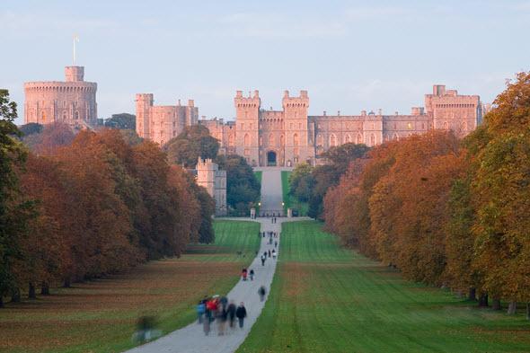 El Castillo de Windsor. Los castillos reales más famosos de mundo, en Tu Gran Viaje