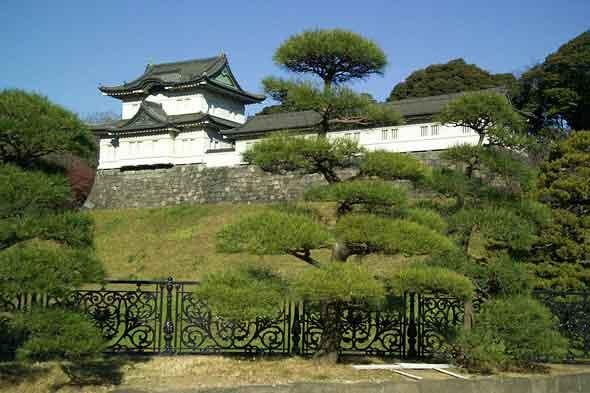 Palacio Imperial Kokyo, en Tokio, Japón. Los palacios reales más famosos del mundo, en Tu Gran Viaje
