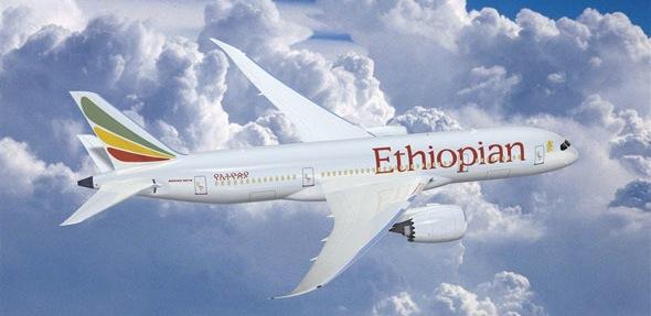 Ethiopian Airlines inicia operaciones en el Aeropuerto Adolfo Suárez Madrid-Barajas