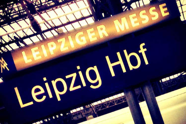 Estación de ferrocarriles de Leipzig. Foto © Tu Gran Viaje