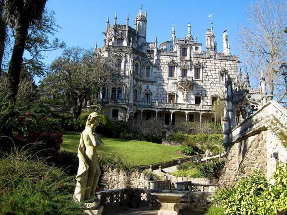 Visitar Sintra | Quinta da Regaleira, Sintra, Portugal | Revista Tu Gran Viaje