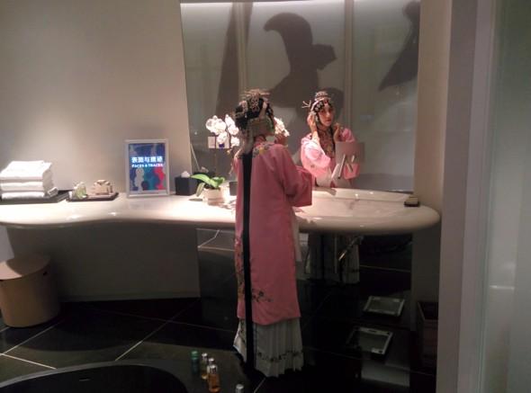 Inauguración de la muestra Faces & Traces en el Swatch Art Peace Hotel de Shanghai. Foto © Tu Gran Viaje