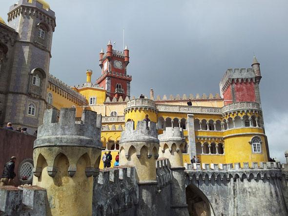 Palacio Nacional de Sintra | Revista Tu Gran Viaje