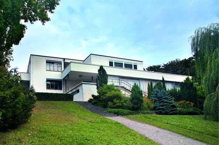 La Villa de Tugendhat en Brno