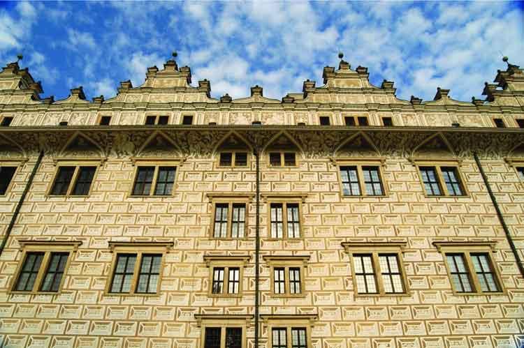 Castillo de Litomyšl