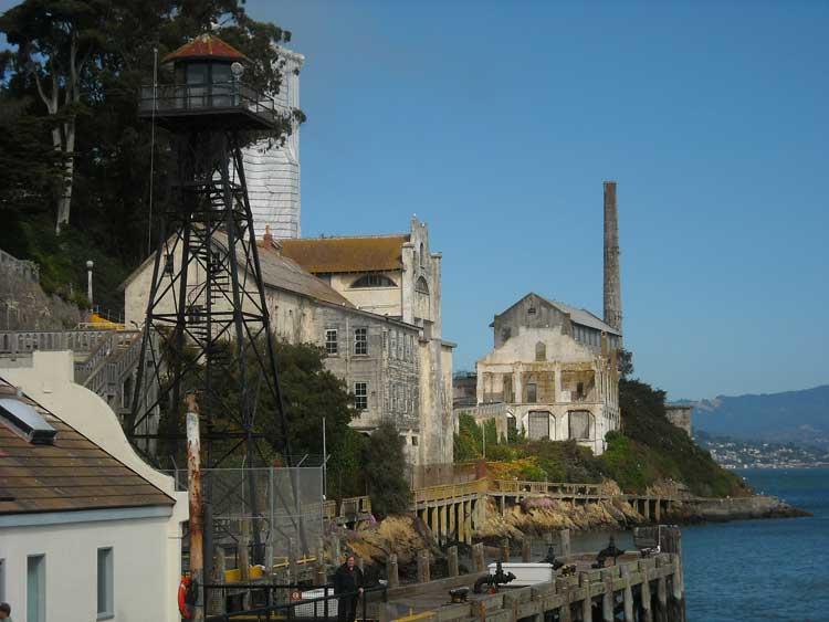 Isla de Alcatraz, Estados Unidos