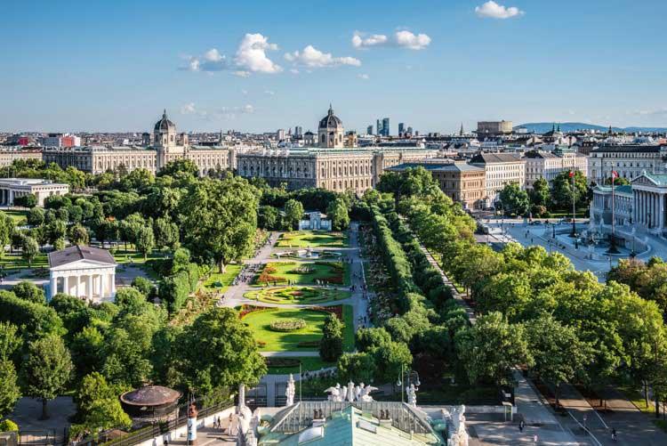 La RingStrasse de Viena celebra su 150º aniversario