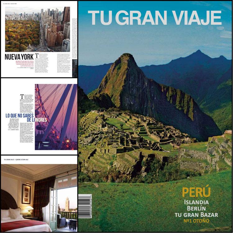 Revista Tu Gran Viaje gratis para Socios Fnac