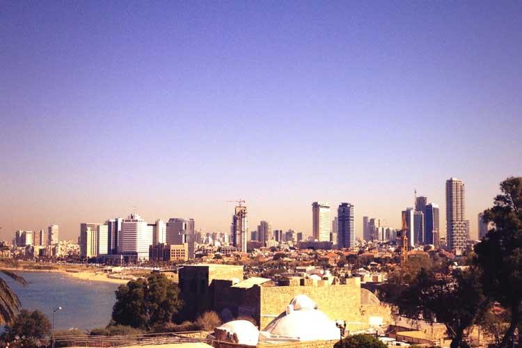 Panorámica de Tel Aviv. Foto © Tu Gran Viaje.