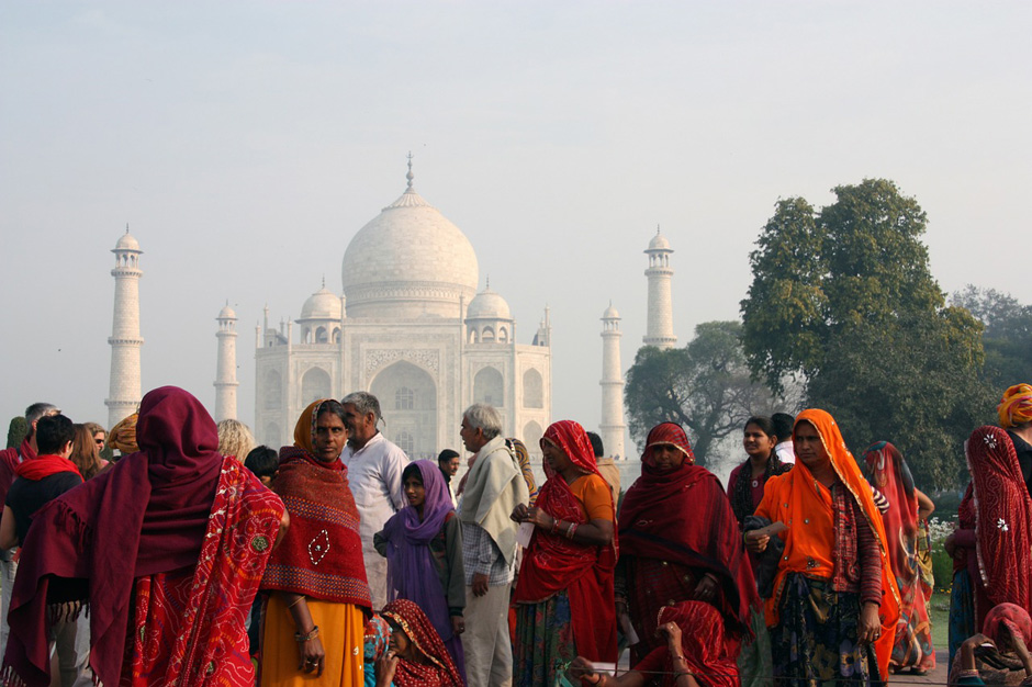 Hoy viajamos a el Taj Mahal | Tu Gran Viaje