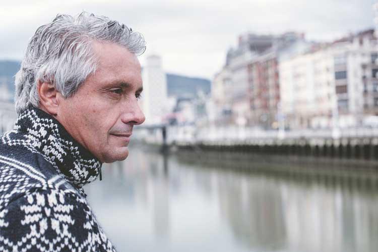 Fernando Canales, del restaurante Etxanobe
