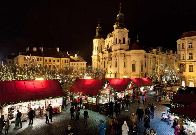 Los 12 mejores Mercadillos Navidad de Europa