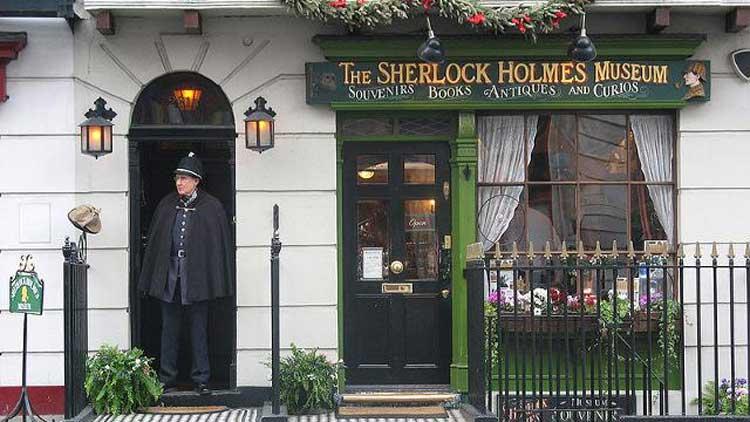 Sherlock Holmes Museum Londres