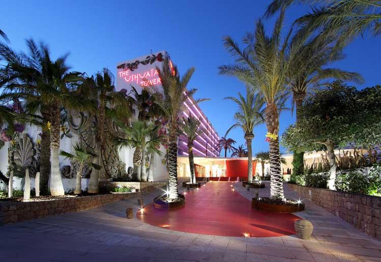 Desde su apertura, el Ushuaia Beach Hotel se ha convertido también en uno de los motores económicos de Ibiza.