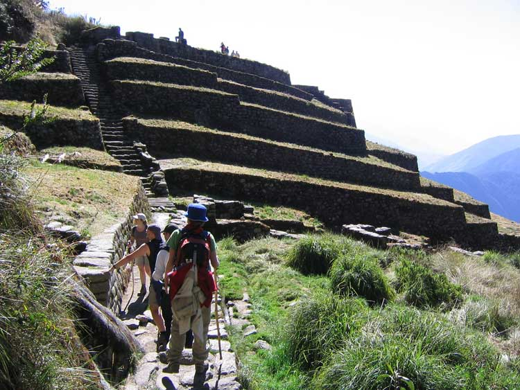 Camino Inka. Foto de Phil Whitehouse