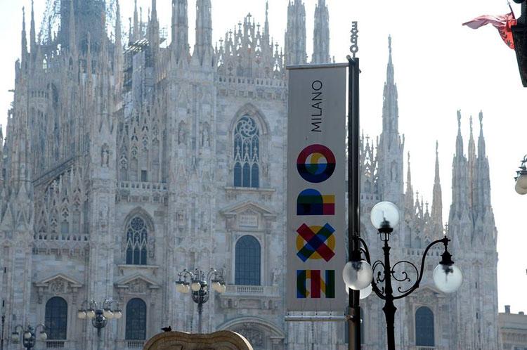 Expo Milán 2015. Alimentar el planeta. Energía para la vida