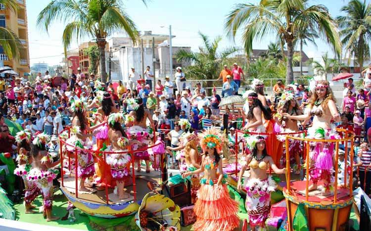 Carnaval de Veracruz, México