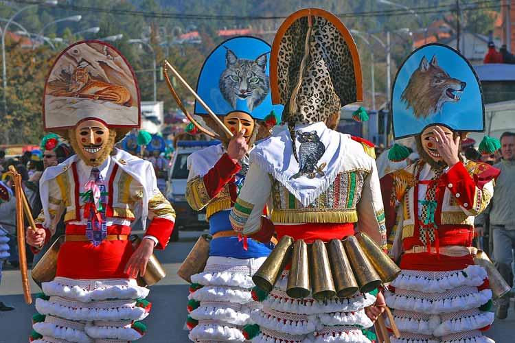 Carnaval de Verín, Galicia