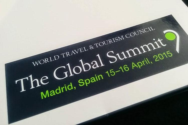WTTC Madrid 2015. Foto © Tu Gran Viaje