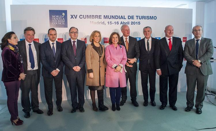 Cumbre Mundial de Turismo de Madrid 2015