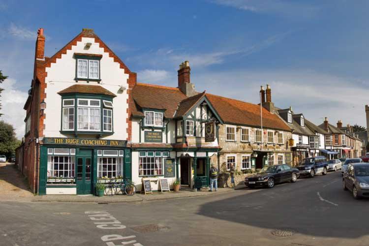 Pub en Yarmouth, Isla de Wight | VIAJAR A LA ISLA DE WIGHT | revista tu gran viaje