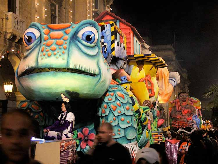 Carnaval de Gozo, Malta