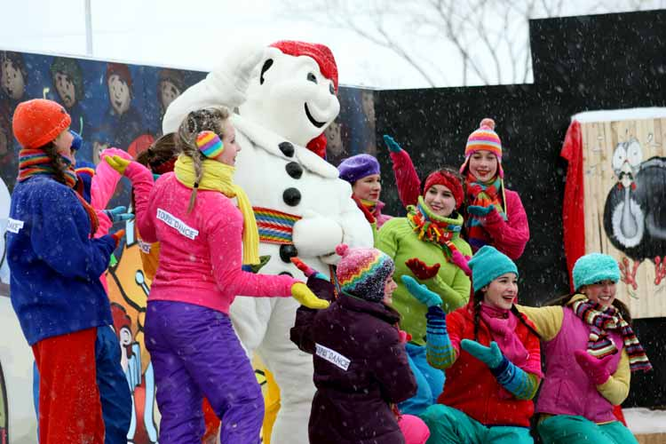 Carnaval de Quebec, Canadá