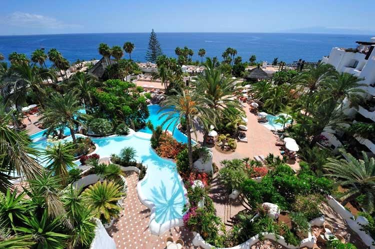 Hotel Jardín Tropical Costa Adeje Tenerife