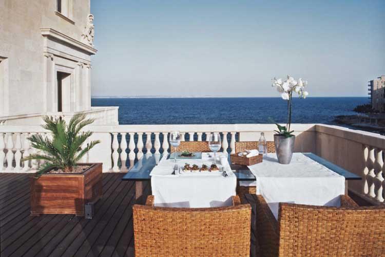Sen Zone del hotel Hospes Maricel de Mallorca