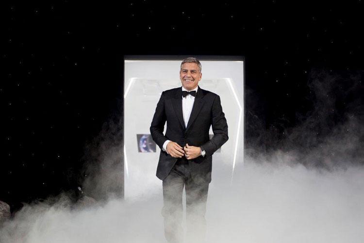 George Clooney y OMEGA