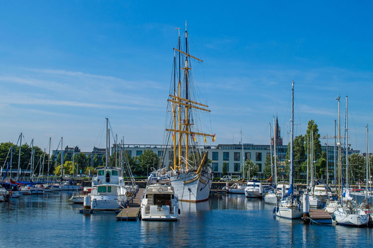 Puerto de Ostende. Viajar a Ostend | Revista Tu Gran Viaje editada por TGV Lab