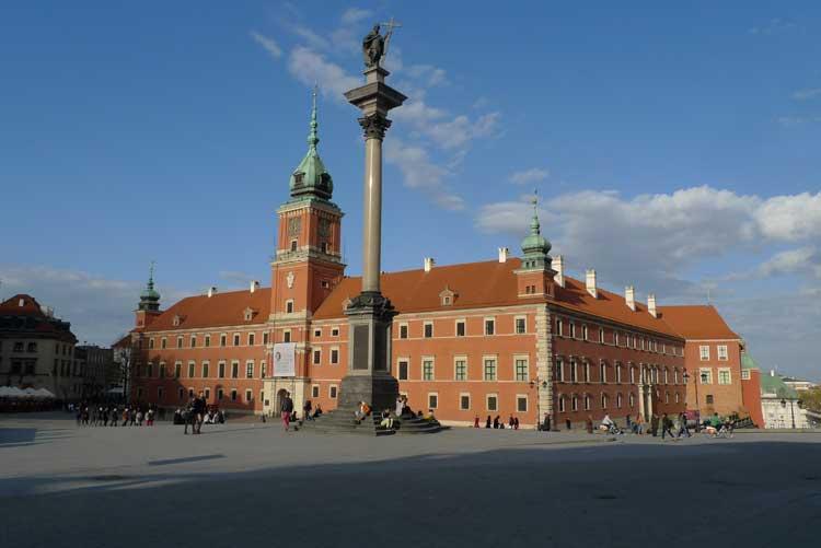 Castillo Real de Varsovia. Foto © Ángel Ingelmo