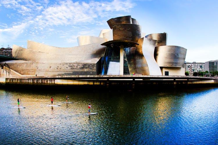 Verano en Blibao con el hotel Miró