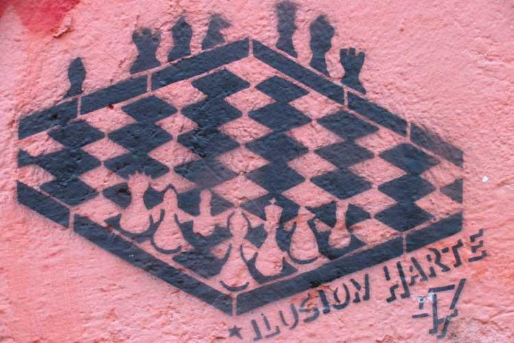 Street Art en Chiapas, Mexico. Foto de Cristina Bauzá de Mirabó | Que Viva México. Tu Gran Viaje revista de viajes y turismo