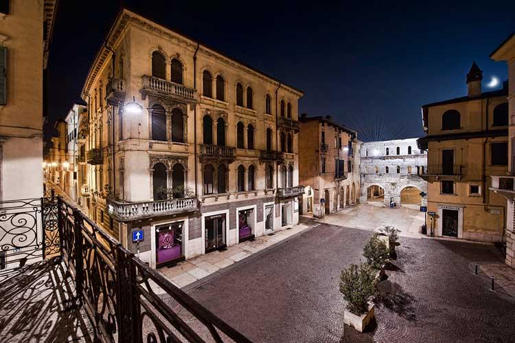 Palazzo Victoria, Verona