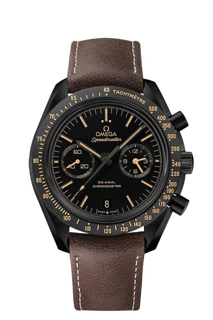 Reloj OMEGA SpeedMaster edición Dark Side of the Moon