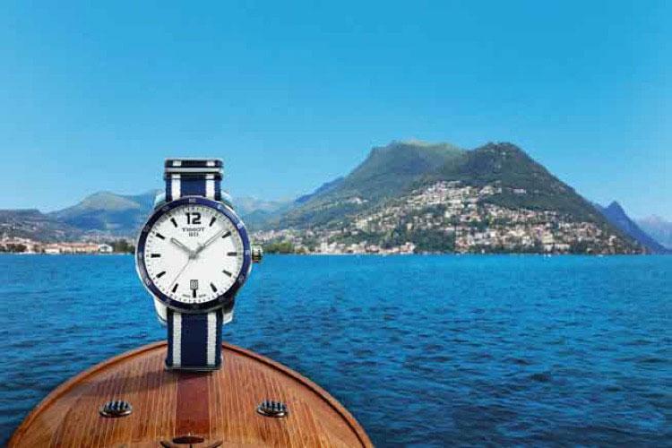 Reloj Tissot Quickster Lugano