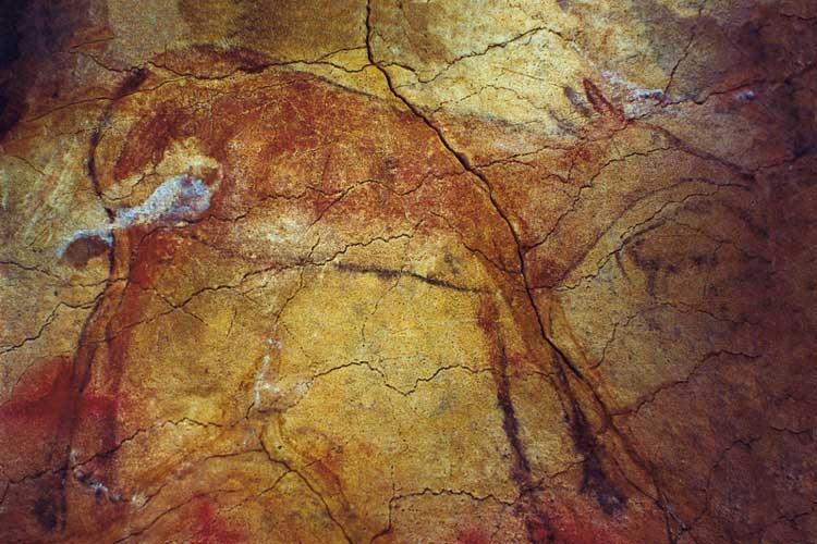 Pinturas rupestres en Cantabria