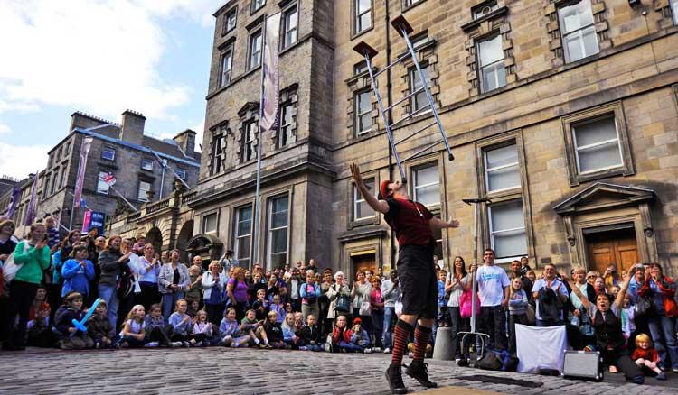Festival de Edimburgo 2015.