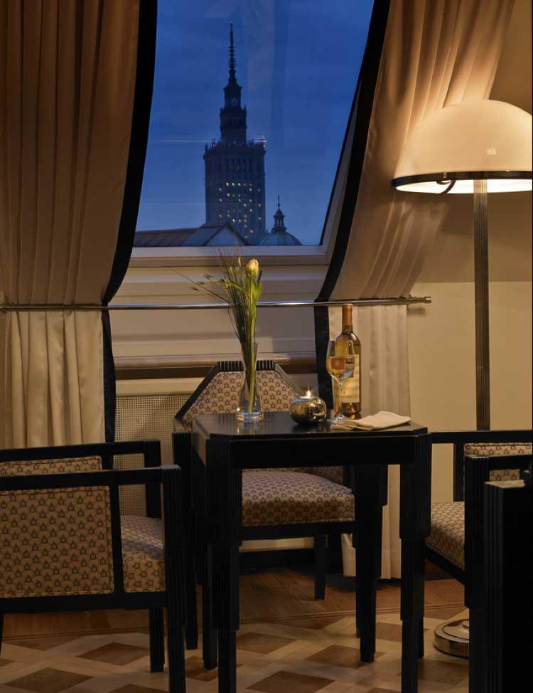 hotel Rialto de Varsovia