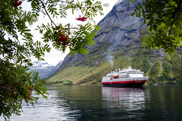 Expreso Litoral de Hurtigruten