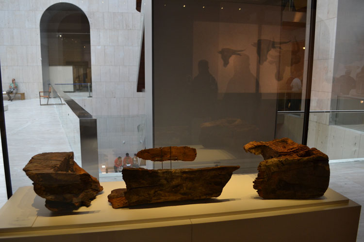 Sarcófago de Cometa des Morts de Escorça. Foto © Jesús Gª Marín